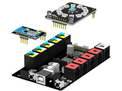 mBot Ranger Arduino deska