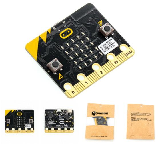 BBC micro:bit - mikropočítač pro výuku programování