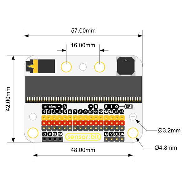 senzor-bit-pro-micro-bit-univerzalni-rozsirujici-modul-rozmery