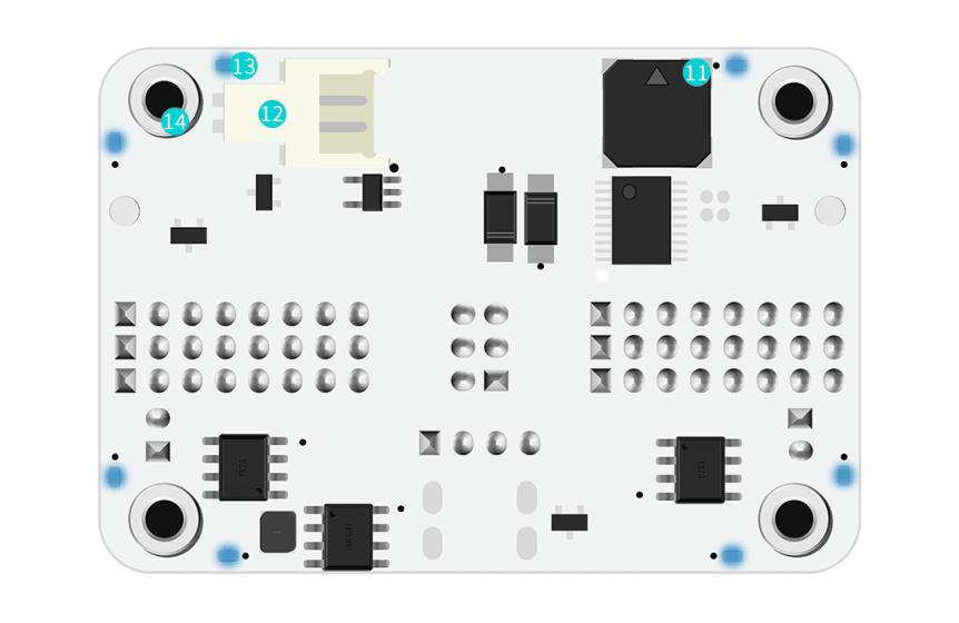 Wukong - rozšiřující modul pro LEGO micro:bit robota - uživatelské rozhraní 2