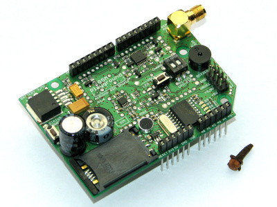 GSM Playground - GSM Shield pro Arduino