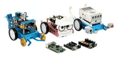 mBot - propojení s LEGO