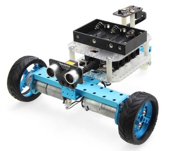 Starter Robot Kit - robotická tříkolka