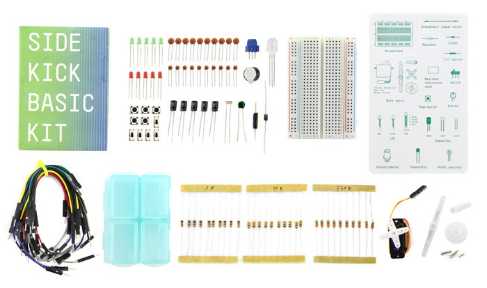 Sidekick Basic Kit pro Arduino