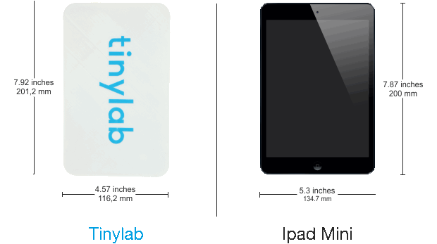 Mobilní Arduino Kit Tinylab